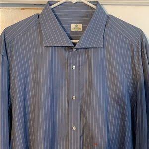 Borrelli men's shirt MADE IN ITALY
